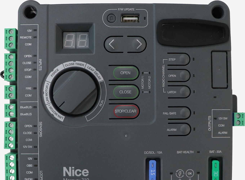 Mercury 310 Controller